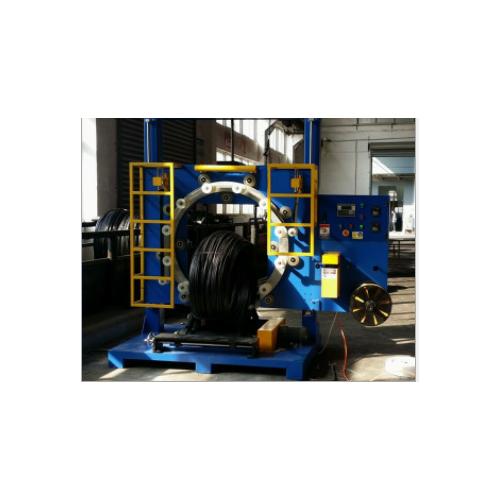 浙江杭州厂家供应钢丝缠绕包装机 铁丝打包机 镀锌铁丝打包