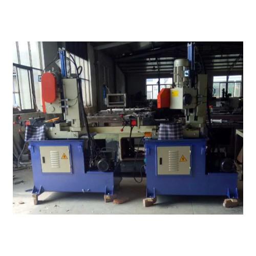 恒超机械专业供应液压半自动切管机