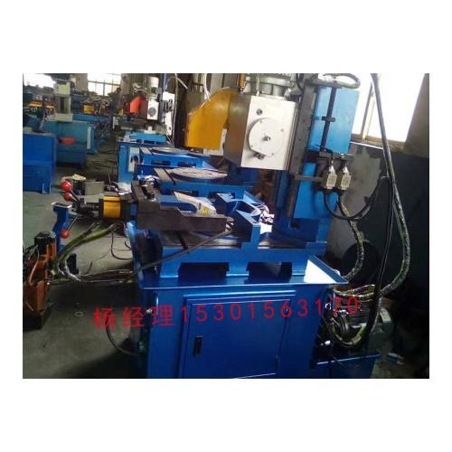 425-355液压半自动切管机,可以任意转动角度2.3-3万