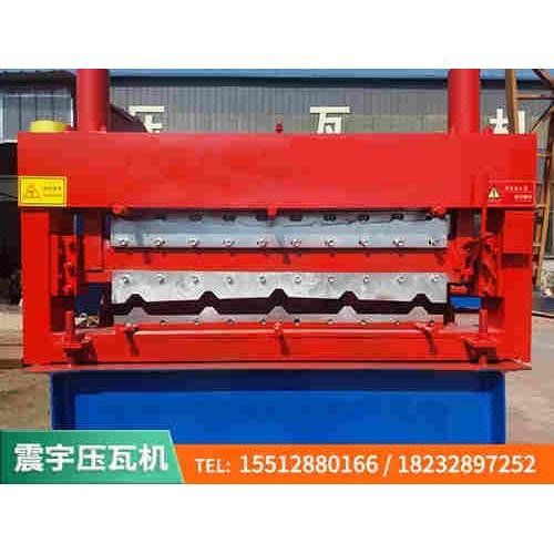 沧州彩钢成型机-910压瓦机-厂家订制