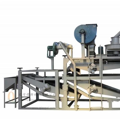 厂家直供俏牌TFYM-1000燕麦脱壳机、皮麦、莜麦脱壳设备