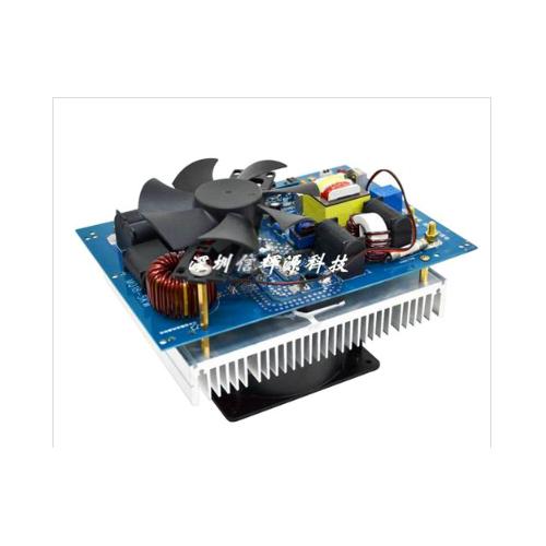 5KW电磁加热控制板 木炭机电磁加热器 木炭机电磁加热圈