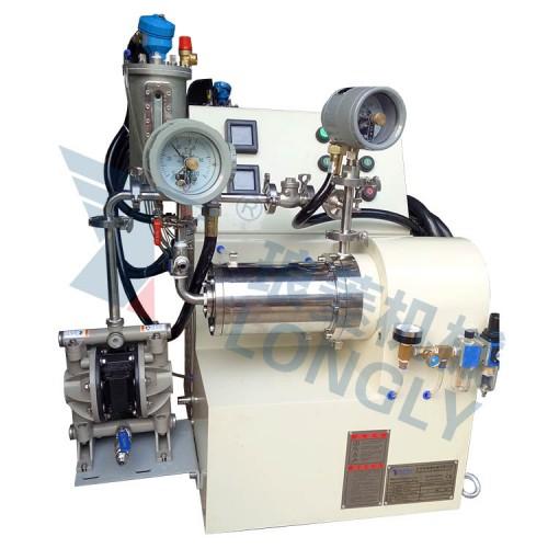 小型实验室砂磨机_LONGLY/琅菱机械_砂磨机_制造商