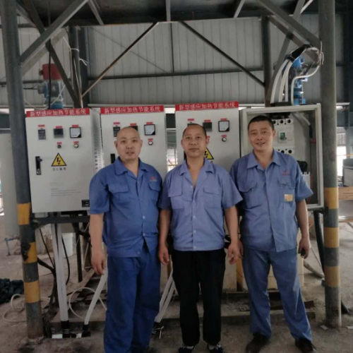 木材干燥电磁加热器 导热油电磁加热设备 节能型电磁加热器厂家