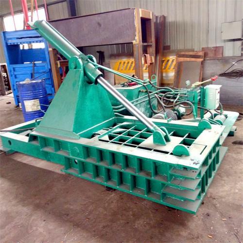铁屑打包压块机厂家 钢刨花压块机生产直销