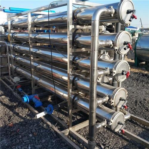 单级反渗透设备不锈钢水处理 二手双级反渗透水处理设备