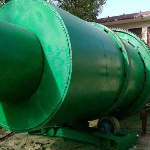 低价转让 双筒滚筒烘干机 辰瑞 时产30吨沙子滚筒烘干机