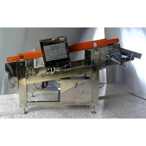 600SP-FL自动翻板剔除型金属检测机