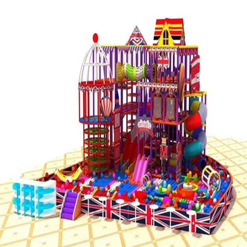 室内淘气堡 淘气堡乐园 蹦床公园 儿童乐园游乐设备