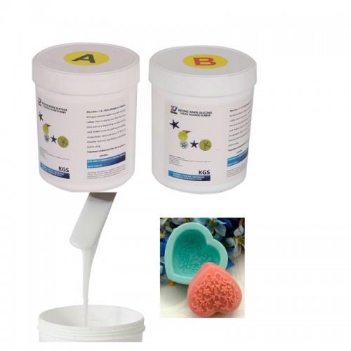 手工香皂模具硅胶    香皂模具硅胶 模具硅胶 模具胶