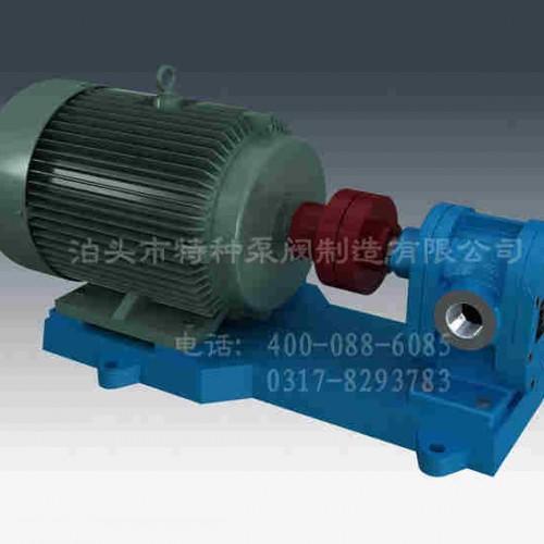 吉林齿轮泵定做~泊特泵~厂家直营2CY系列齿轮泵