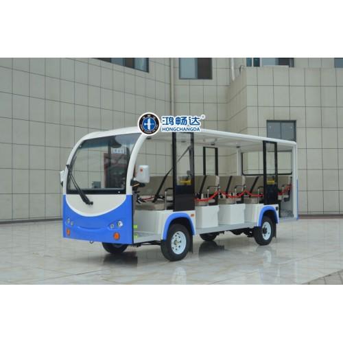电动观光车 本地厂家 现货直销 大量供应 广东鸿畅达