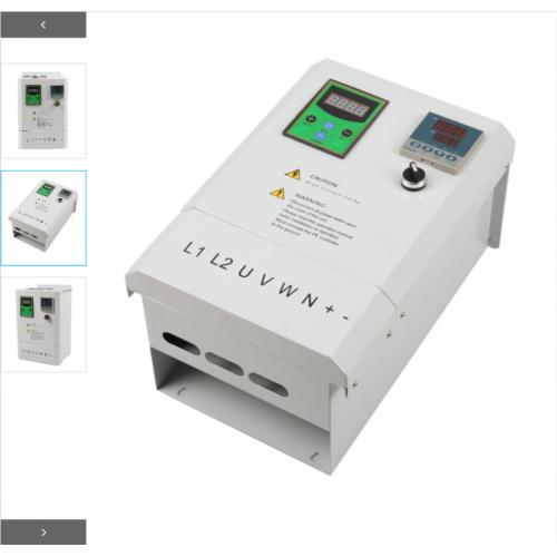 恒新源380V10-12KW带温控电磁加热器