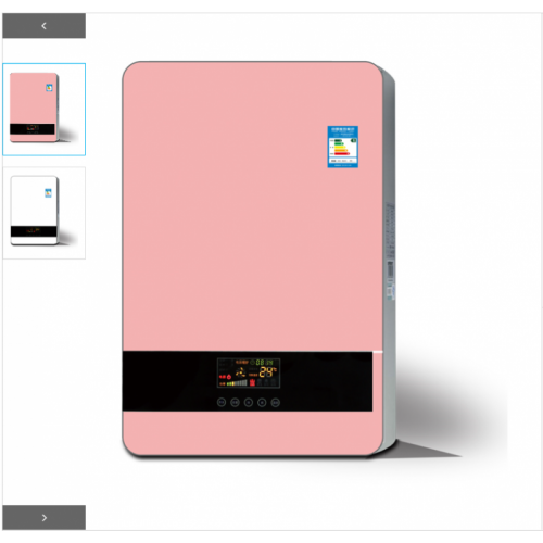 恒新源6-10kW电磁壁挂炉水冷系列