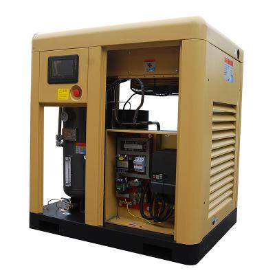 无锡斯立 无油压缩机 活塞式压缩机 工业静音变频空压机