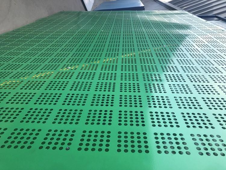 安平爬架网厂家 定制圆孔爬架网 高层施工爬架安全网
