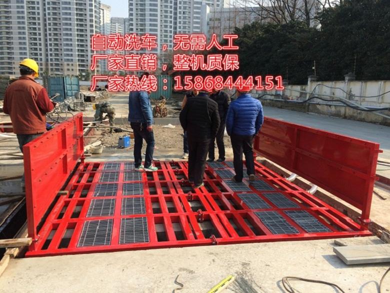 杭州余杭工地洗车机 建筑工地洗轮机