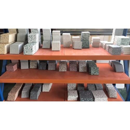无机水磨石地板砖-水磨石板-无机水磨石板-花岗岩透水板