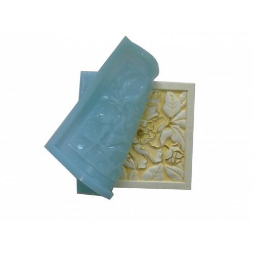 仿玉教学模具 砖雕模具硅胶