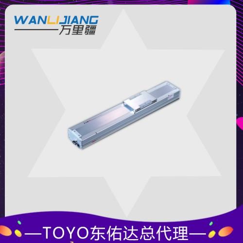 东佑达超长螺杆滑台ECH17 深圳丝杆模组代理