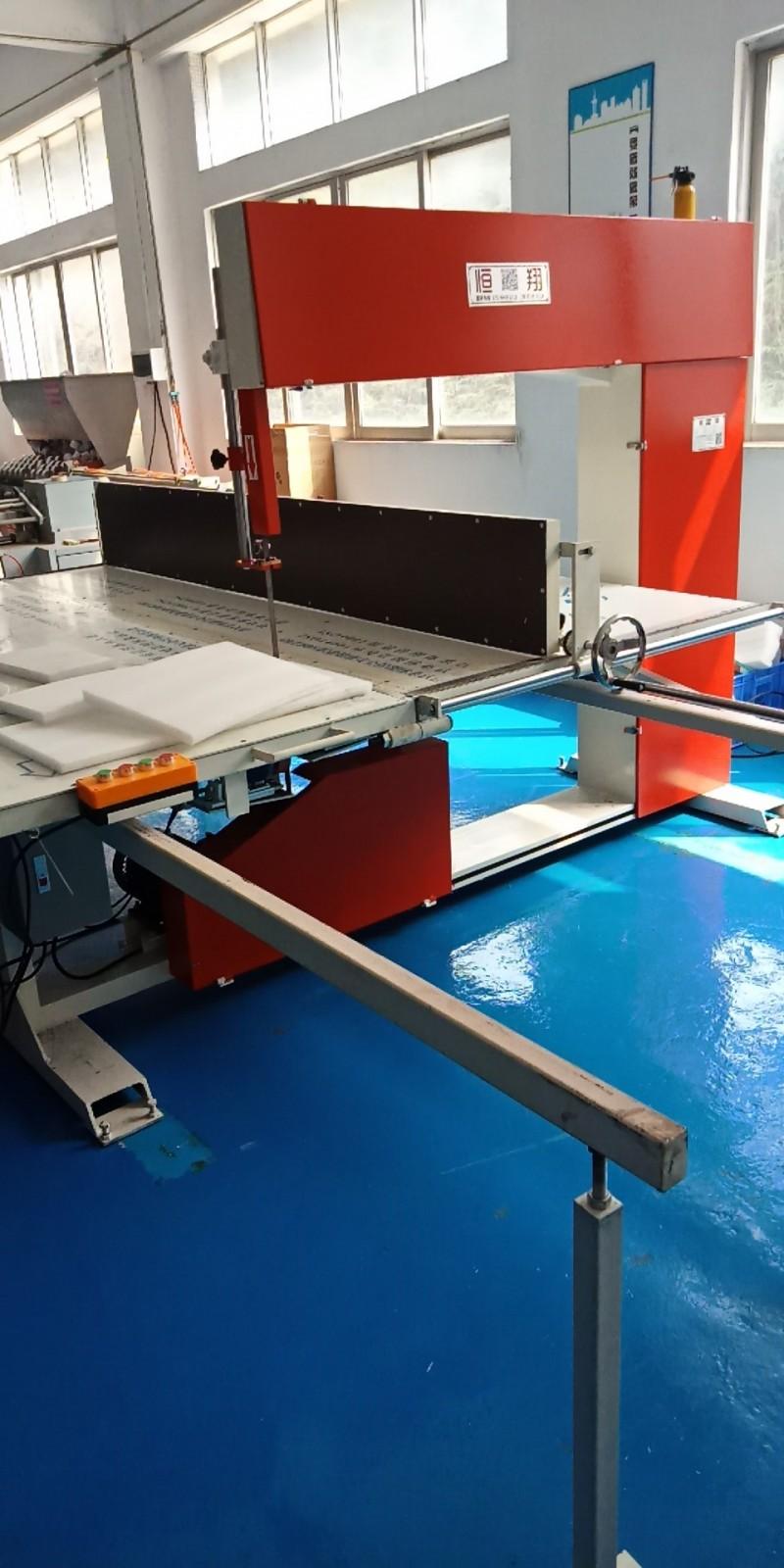 江苏海绵立切机厂家 珍珠棉切割机设备
