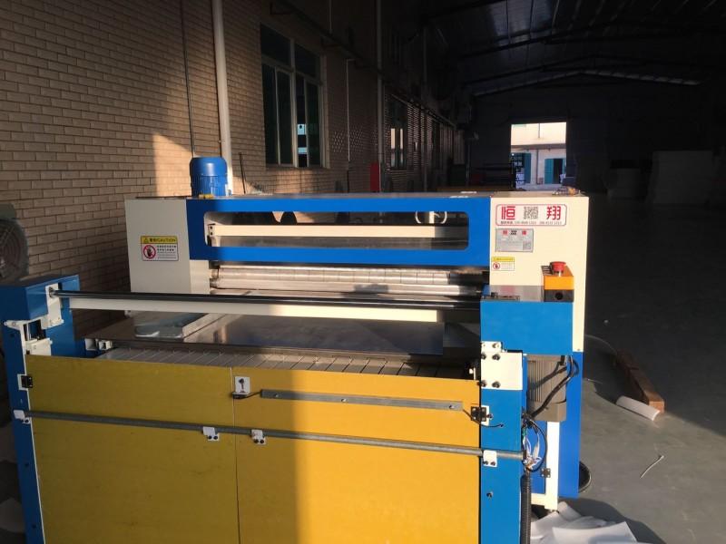 珠海恒翔批量生产珍珠棉横竖分切机 切割机