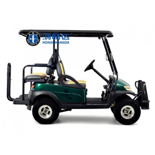 2座越野电动高尔夫球车 内蒙鸿畅达 十大电动车品牌