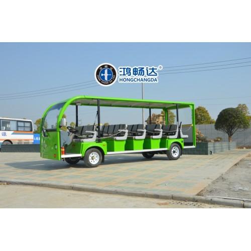 纯电动观光车 燃油观光车 电动车 广东鸿畅达 电动车十大品牌