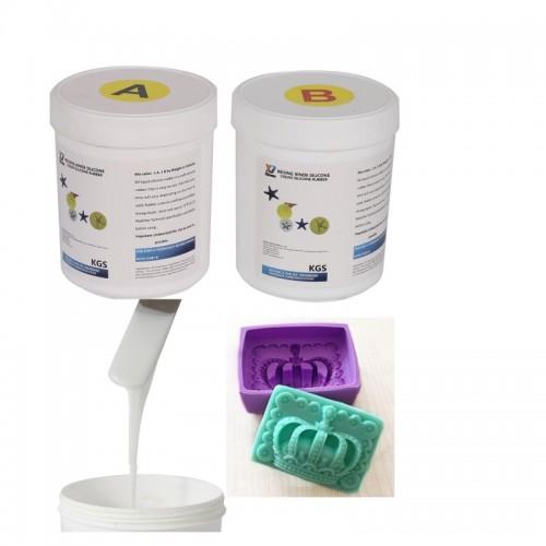 手工皂模具硅胶 液体硅胶