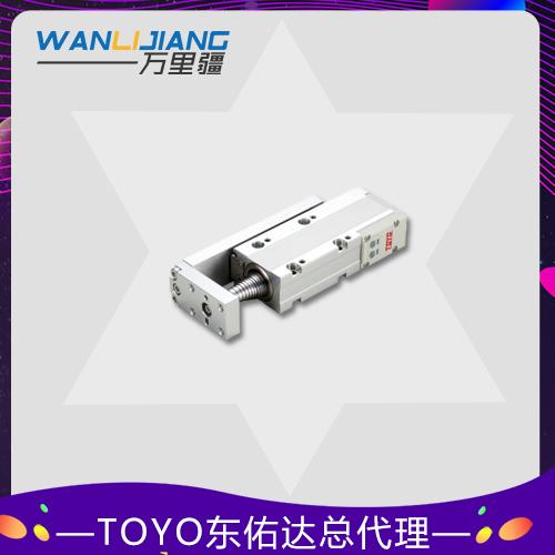 深圳超小型伺服电动缸DMG25 TOYO微型伺服电缸选型