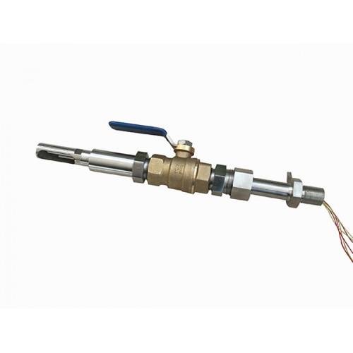 球阀式管段式气体流量探头