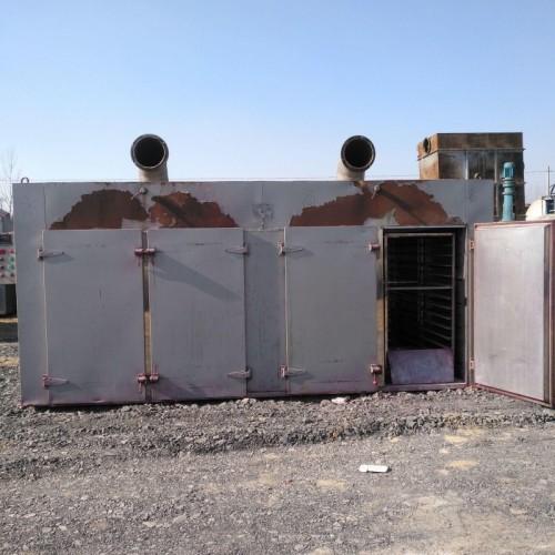 二手热风循环烘箱 辰瑞 真空干燥机18mX1.8m九成新