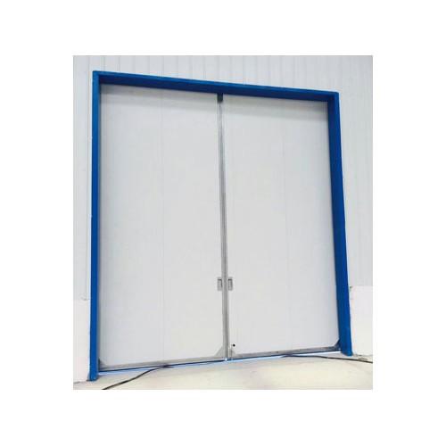 湖北工业厂房门哪里买「立友钢结构」@厂房工业门一手货源