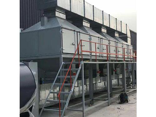 RCO催化燃烧设备现货直供/铭哲环保机械设备质量保障