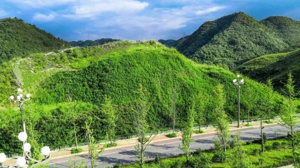 三维柔性生态护坡-生态修复模块-洛克沃毯-土石笼袋水土保护毯