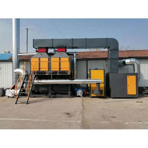 天津RCO催化燃烧设备制造商/铭哲环保机械设备