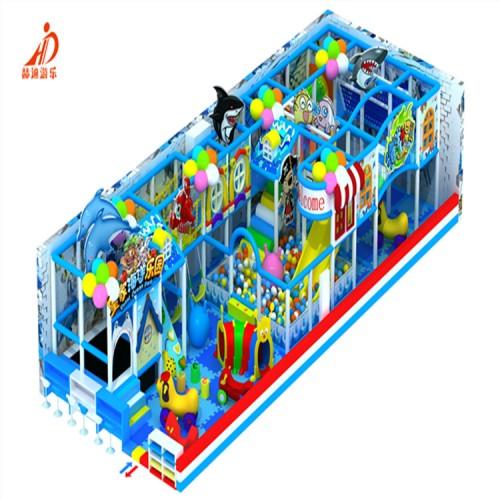 儿童乐园设备 室内淘气堡 淘气堡室内游乐园