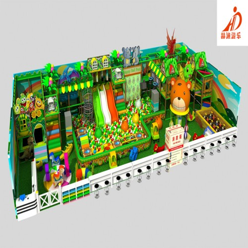 儿童乐园 淘气堡室内游乐园 儿童淘气堡 淘气堡设备