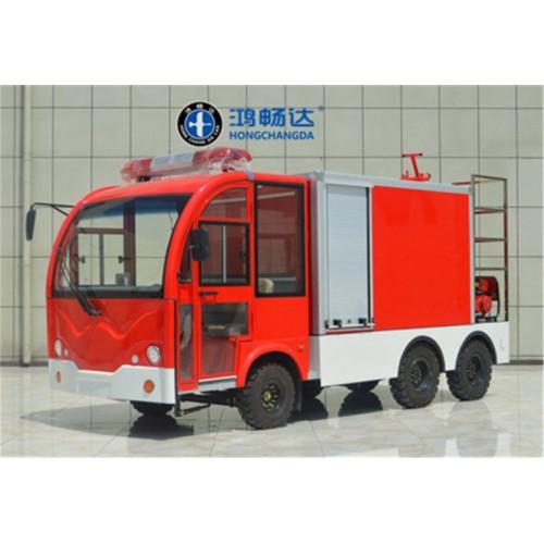 2-3T电动消防车 现货供应 广东鸿畅达