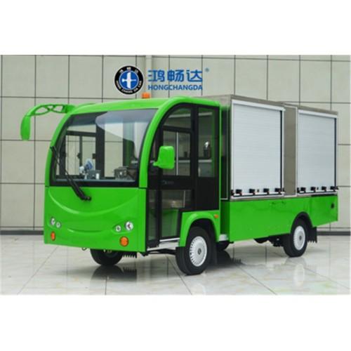 电动餐车 电动送餐车  私人定制 满足您的各种需要 鸿畅达