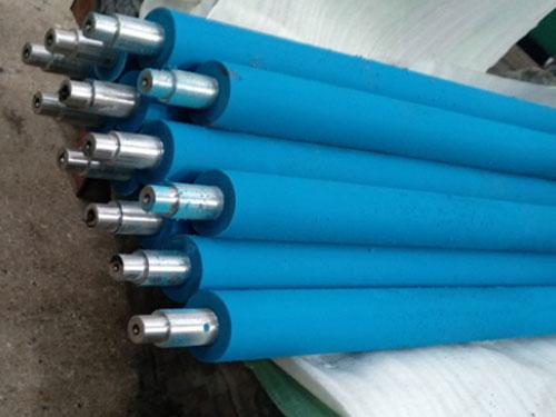 春风银星:硅橡胶胶辊胶辊加工厂批发 聚氨酯胶辊