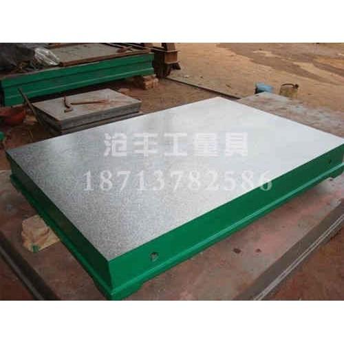 江西铸铁T型槽平板厂家沧丰量具~加工定做~供应检验平板
