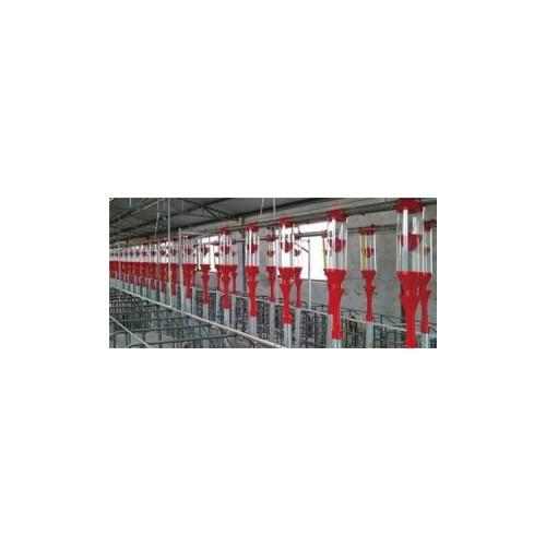 辽宁自动料线多少钱「京金机械」自动养猪料线设计合理