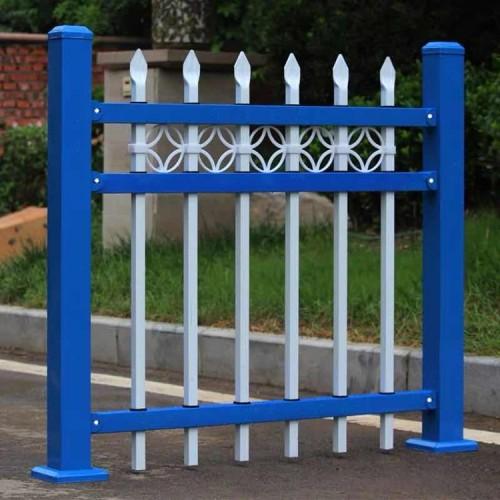 小区围墙护栏—冠耀网栏