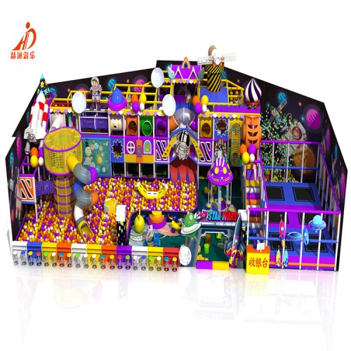 儿童乐园设备 新款淘气堡儿童乐园设备 室内淘气堡