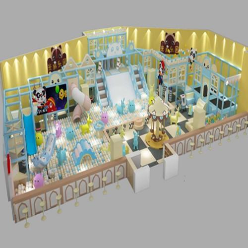 室内亲子乐园 淘气堡儿童乐园 儿童乐园设备 室内淘气堡