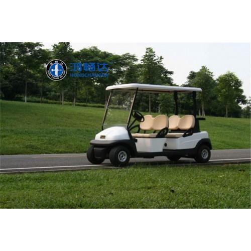 高尔夫球车 内蒙鸿畅达 电动车十大品牌之一 质量保证
