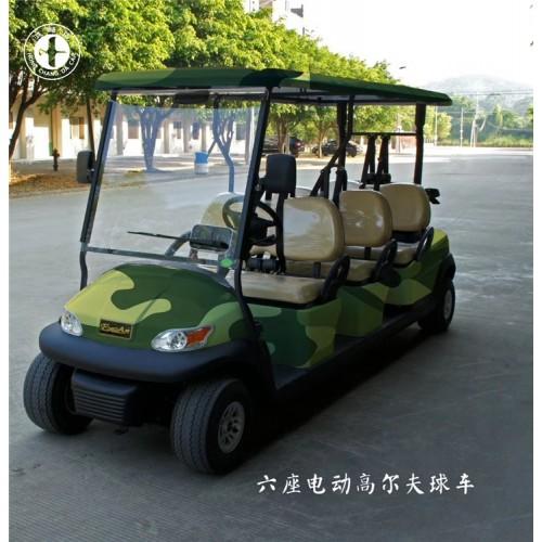 6座高尔夫球车  10年尊贵品质 内蒙鸿畅达