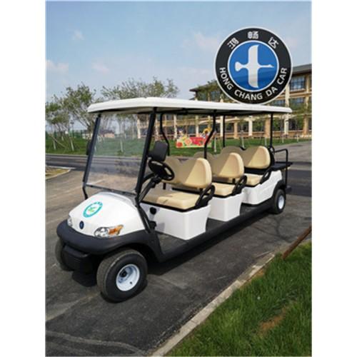 高尔夫球车 规格齐全 节能环保 内蒙鸿畅达