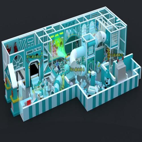 儿童淘气堡乐园 室内儿童乐园 淘气堡儿童游乐设备